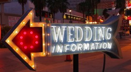 Wedding In Vegas Desktop Wallpaper HD