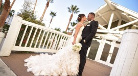 Wedding In Vegas Wallpaper