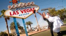 Wedding In Vegas Wallpaper Download Free
