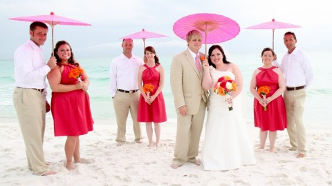 Wedding Parasols wallpapers high quality