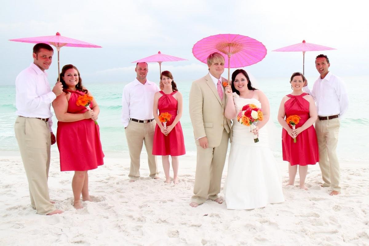Свадебный зонт популярные модели 75