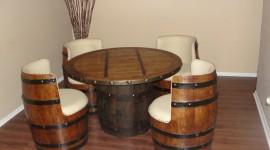Wooden Barrel Wallpaper Download