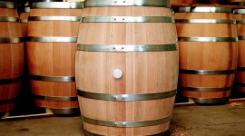 Wooden Barrel Wallpaper Free