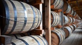 Wooden Barrel Wallpaper High Definition