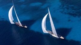 Yachting Desktop Wallpaper Free