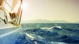 Yachting Desktop Wallpaper HD