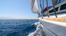 Yachting Wallpaper