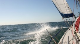 Yachting Wallpaper Full HD