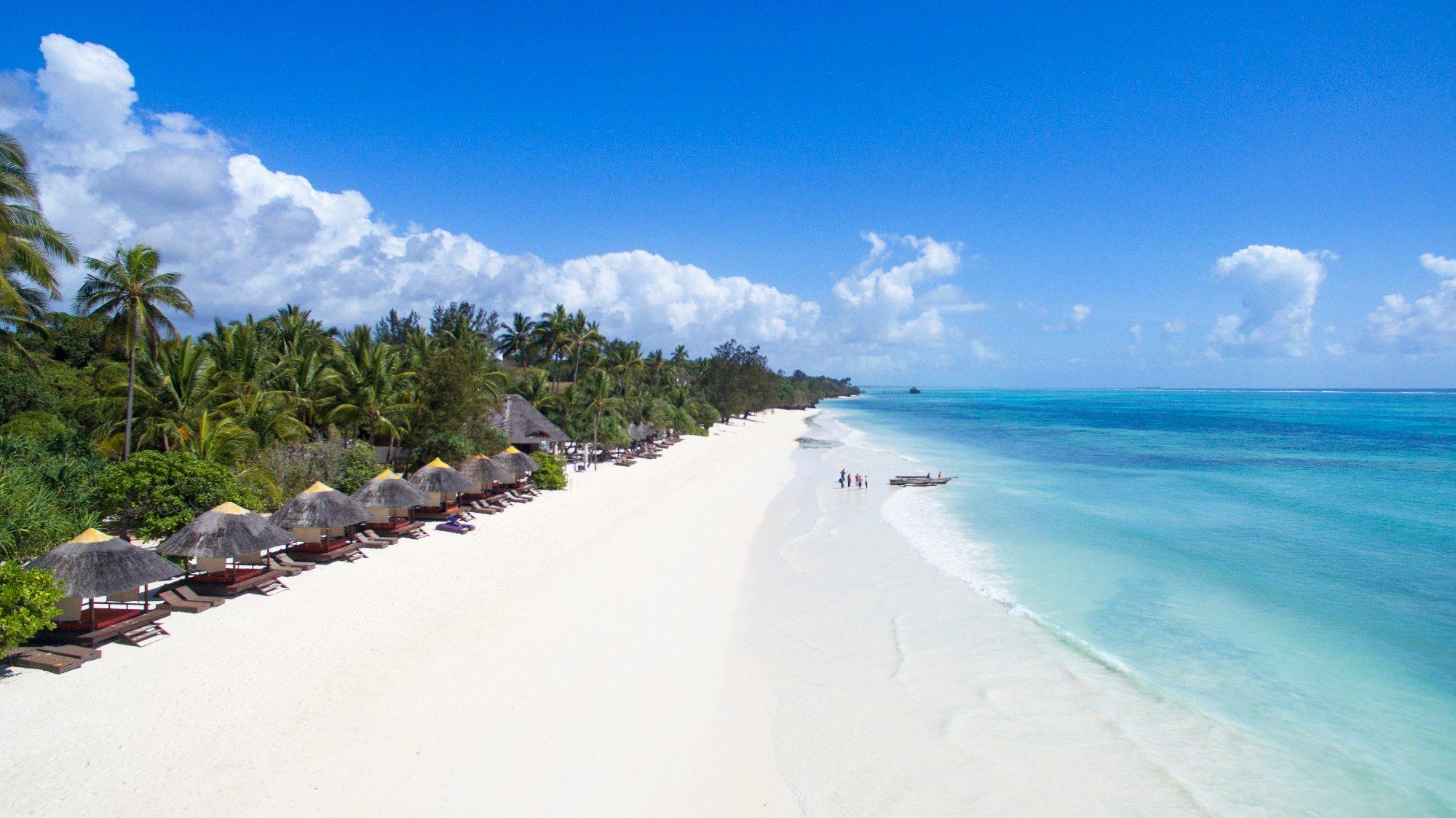 Luxury Beach Hotels In Zanzibar