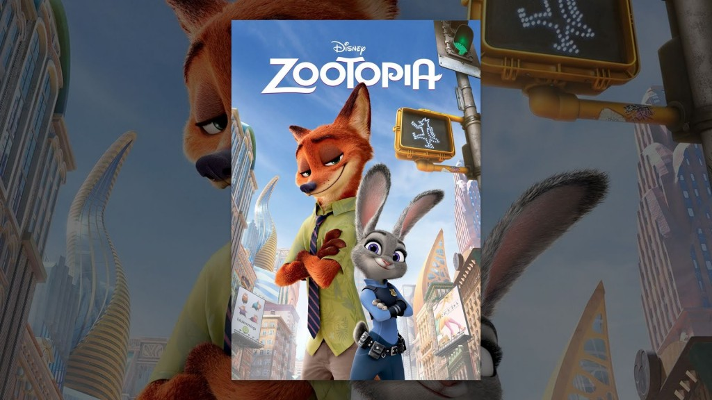 Zootopia wallpapers HD
