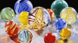 4K Glass Ball Photo Free