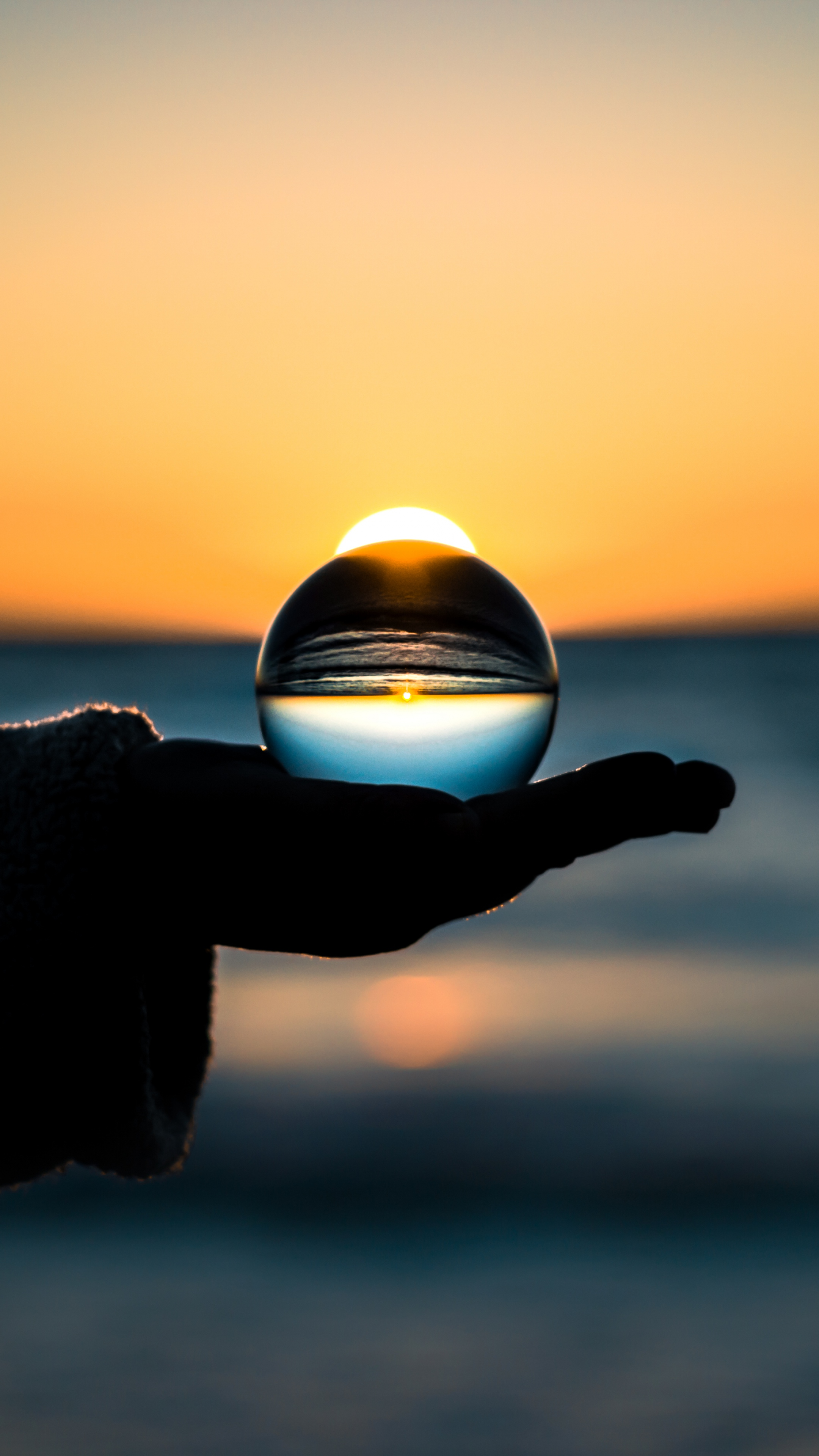 4K Glass Ball Wallpapers High Quality   Download Free