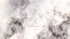 4K Triangle Photo Free#1