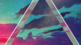 4K Triangle Wallpaper For Mobile