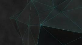 4K Triangle Wallpaper Full HD#1