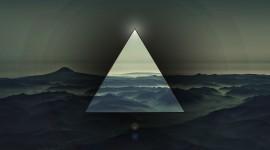 4K Triangle Wallpaper Full HD#2