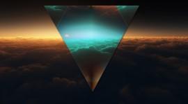 4K Triangle Wallpaper HQ