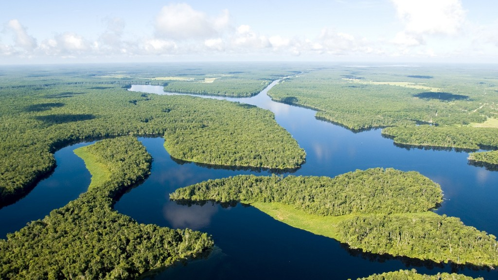 Amazon River wallpapers HD