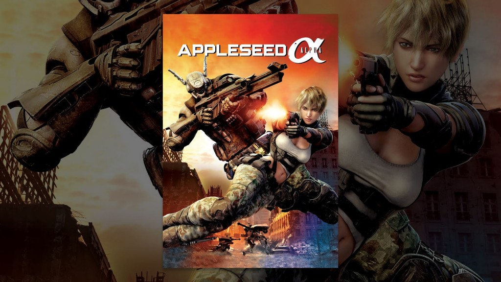 Appleseed Alpha wallpapers HD