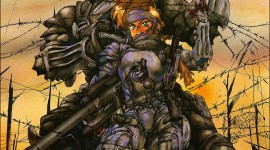 Appleseed Alpha Wallpaper For IPhone