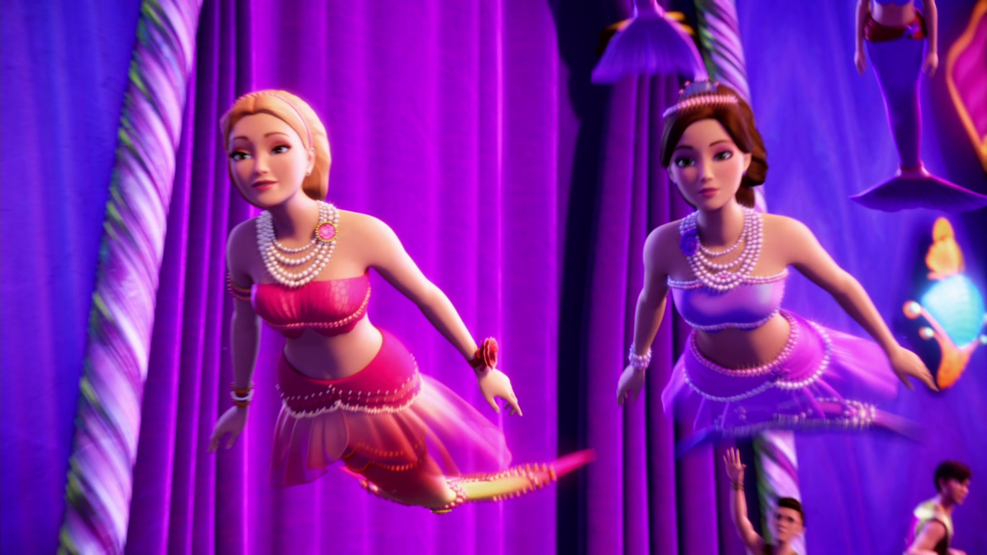 Barbie The Pearl Princess Wallpapers High Quality