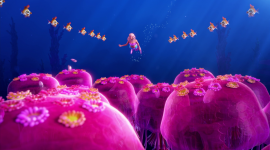 Barbie The Pearl Princess Wallpaper#1
