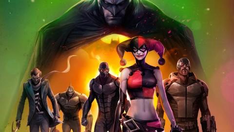 Batman Assault On Arkham wallpapers high quality