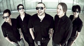 Blue October Wallpaper Background