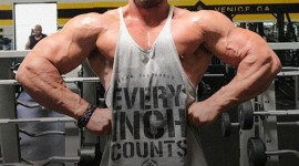 Calum Von Moger Wallpaper For Android#1