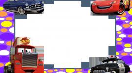Cars Frame Desktop Wallpaper For PC