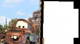Cars Frame Desktop Wallpaper HD