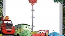 Cars Frame Wallpaper