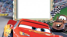 Cars Frame Wallpaper For IPhone