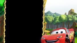 Cars Frame Wallpaper For PC