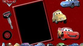 Cars Frame Wallpaper Full HD