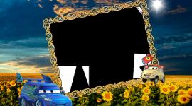 Cars Frame Wallpaper Gallery
