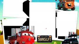 Cars Frame Wallpaper HQ