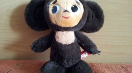 Cheburashka Wallpaper Download
