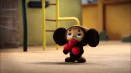 Cheburashka Wallpaper For Desktop