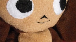 Cheburashka Wallpaper For IPhone 6