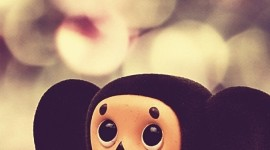 Cheburashka Wallpaper For IPhone 6 Download