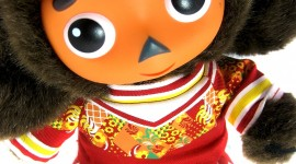 Cheburashka Wallpaper For IPhone Free