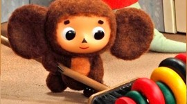 Cheburashka Wallpaper For PC