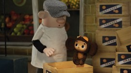 Cheburashka Wallpaper Free