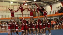 Cheerleading Wallpaper High Definition
