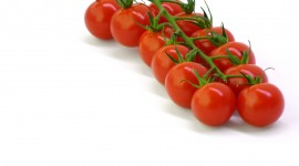 Cherry Tomatoes Wallpaper For PC