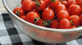 Cherry Tomatoes Wallpaper Free