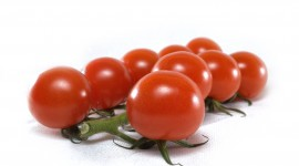 Cherry Tomatoes Wallpaper Gallery