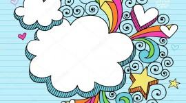 Cloud Frame Image Download