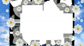 Cloud Frame Wallpaper Download